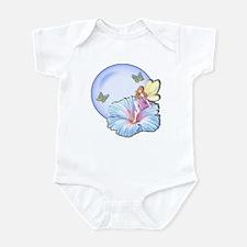 Blue Globe Fairy Infant Bodysuit