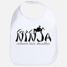 Fart Ninja Bib