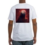 NGC 2264 Cone Nebula Fitted T-shirt(USA)