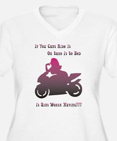 ifyou3 Plus Size T-Shirt