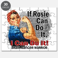 If Rosie Can Do It Brain Cancer Puzzle