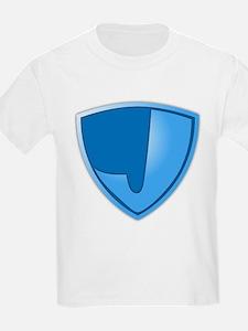 Super J Super Hero Design T-Shirt