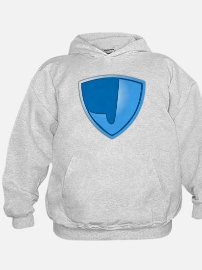Super J Super Hero Design Hoodie