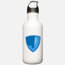 Super J Super Hero Design Water Bottle