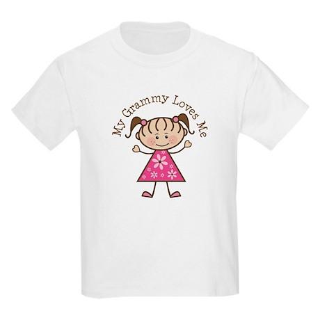 Grammy Loves Me Kids Light T-Shirt
