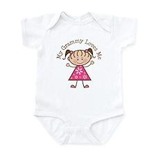 Grammy Loves Me Infant Bodysuit