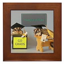 Graduation Framed Tile