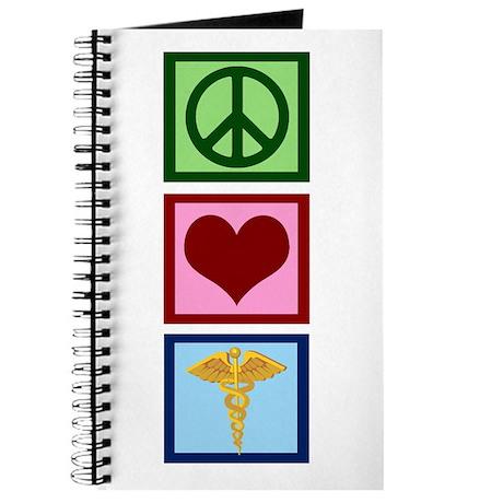 Peace Love Medicine Journal