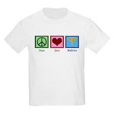 Peace Love Medicine T-Shirt