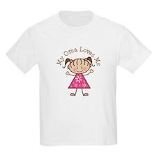 Oma Loves Me T-Shirt