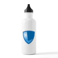 Super L Super Hero Design Water Bottle
