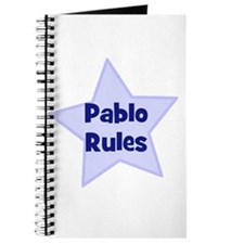 Pablo Rules Journal