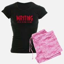Super Power: Writing pajamas