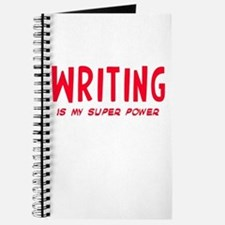Super Power: Writing Journal