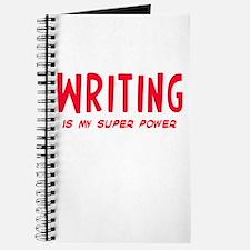 Super Power: Writing Journal