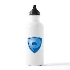 Super P Super Hero Design Water Bottle