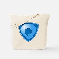 Super Q Super Hero Design Tote Bag
