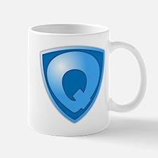 Super Q Super Hero Design Mug
