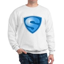 Super S Super Hero Design Jumper