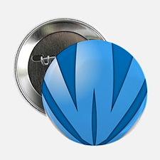 """Super W Super Hero Design 2.25"""" Button"""