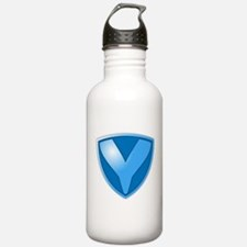 Super Y Super Hero Design Water Bottle