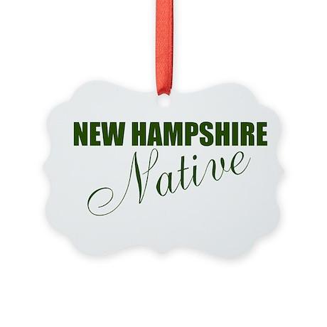 NH Native Ornament