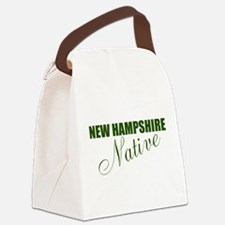 NH Native Canvas Lunch Bag