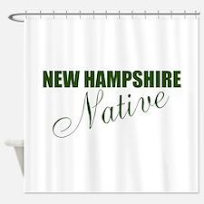 NH Native Shower Curtain