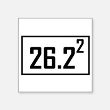 Marathon 2 Rectangle Sticker
