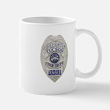 Tucson Firefighter Mug