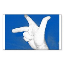 Right Hand Rule Decal