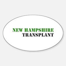 NH Transplant Decal