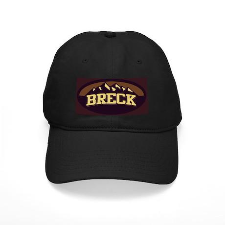 Breckenridge Sepia Black Cap
