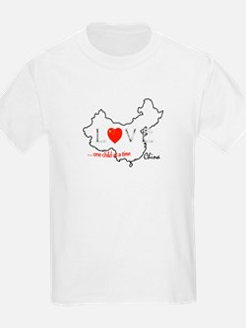 LoveChina4light T-Shirt