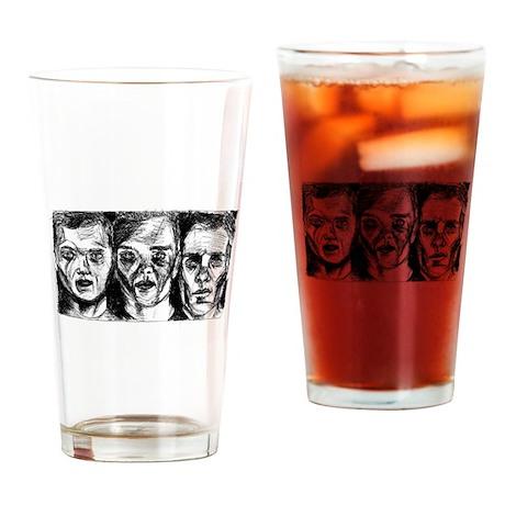 Degradation Drinking Glass