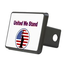 United We Stand, With Flag and Statue of Liberty H
