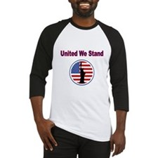 United We Stand, With Flag and Statue of Liberty B