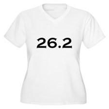 26.2 Marathon Plus Size T-Shirt