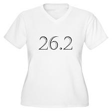 26.2 Marathon Plus Size T-Shirt