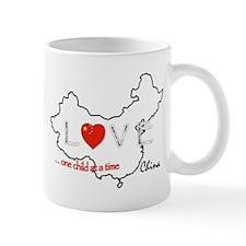 Funny China adoption Mug