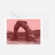 Delicate Arch, Utah Greeting Cards (Pk of 10)