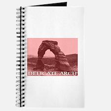 Delicate Arch, Utah Journal