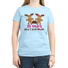 35th Anniversary Moose T-Shirt