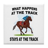 Horse racing Drink Coasters