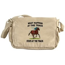 HORSE RACING Messenger Bag