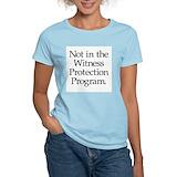 Witness protection Women's Light T-Shirt