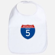 Interstate 5 - OR Bib