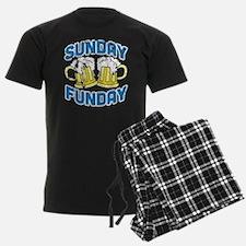 Sunday Funday Vintage Pajamas