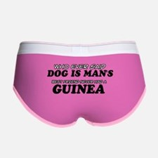 Guinea Designs Women's Boy Brief