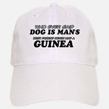 Guinea Designs Baseball Baseball Cap